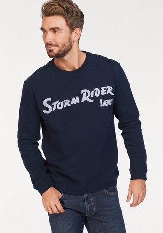 LEE ® Sportinio stiliaus megztinis