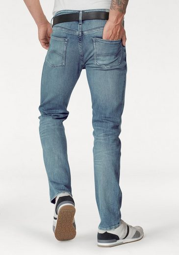 TOMMY JEANS Straight-Jeans »ORIGINAL STRAIGHT RYAN SDBLCO«