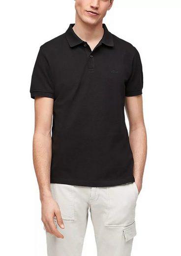 s.Oliver Poloshirt »Basic Piqué«