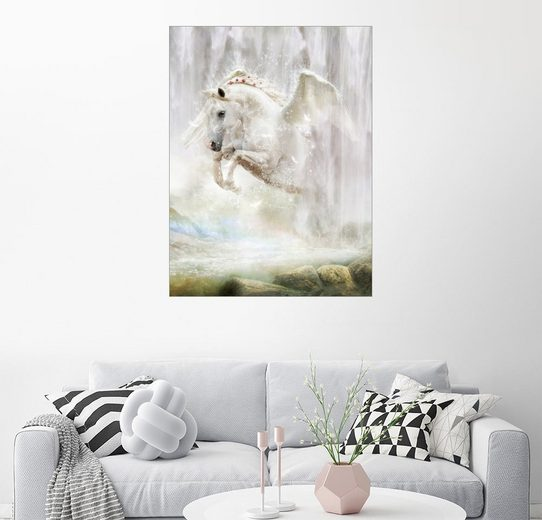 Posterlounge Wandbild - Selina Morgan »Transformation«