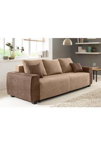 HOME AFFAIRE Sofa su miegojimo mechanizmu »Bella«
