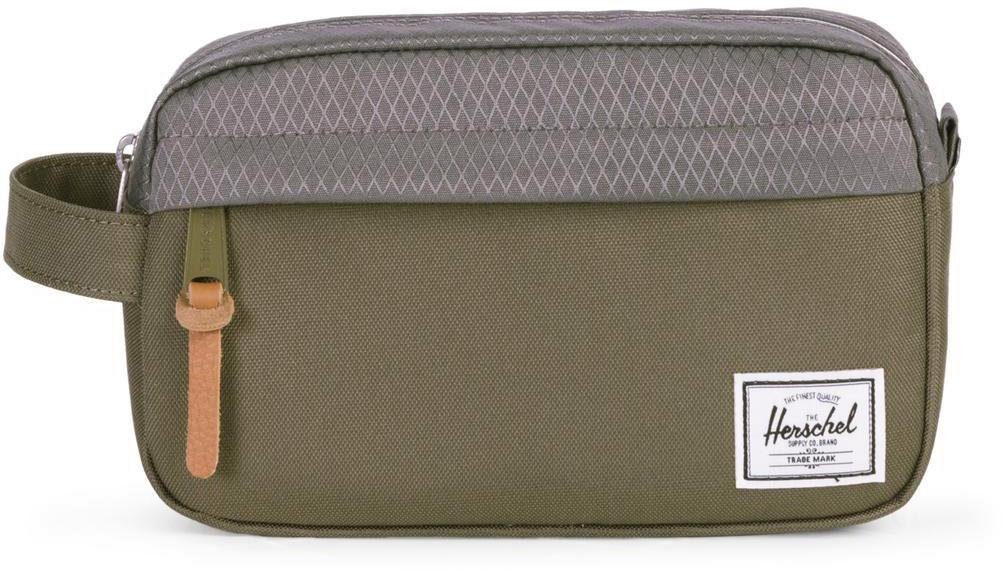 Herschel Kulturtasche, »Chapter Carry-On, Ivy Green/Smoked Pearl«