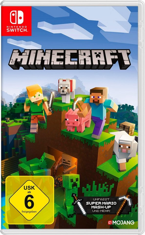 Image of Minecraft: Nintendo Switch Edition Nintendo Switch