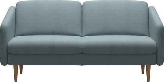Stressless® 2,5-Sitzer »Eve«, mit geraden Holzüßen in 3 Ausführungen