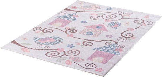 Kinderteppich »Luna Kids 4602«, Sanat Teppiche, rechteckig, Höhe 12 mm