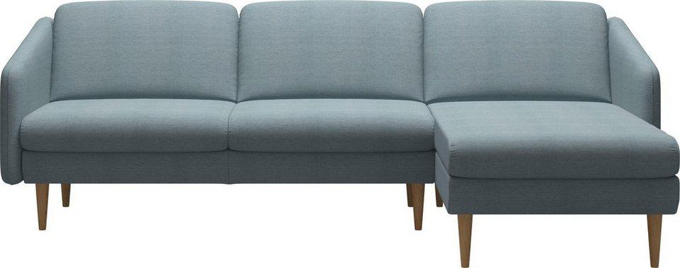 stressless 2 5 sitzer mit longseat eve mit geraden. Black Bedroom Furniture Sets. Home Design Ideas