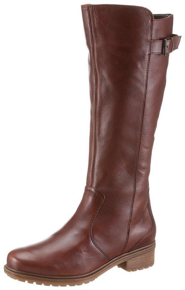 Ara Weitschaftstiefel mit XL-Schaft | Schuhe > Stiefel > Weitschaftstiefel | Braun | Ara