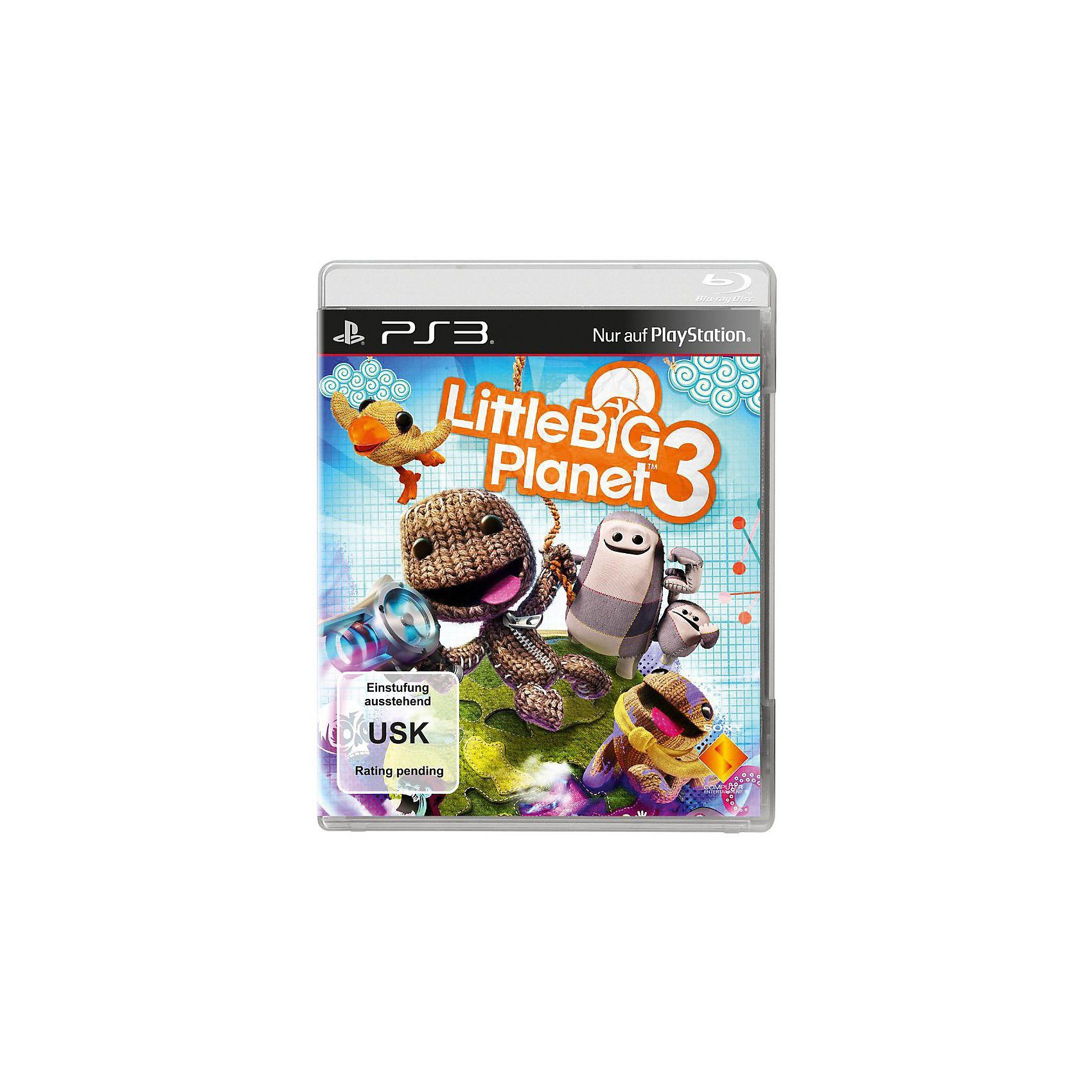 Sony PS3 Little Big Planet 3