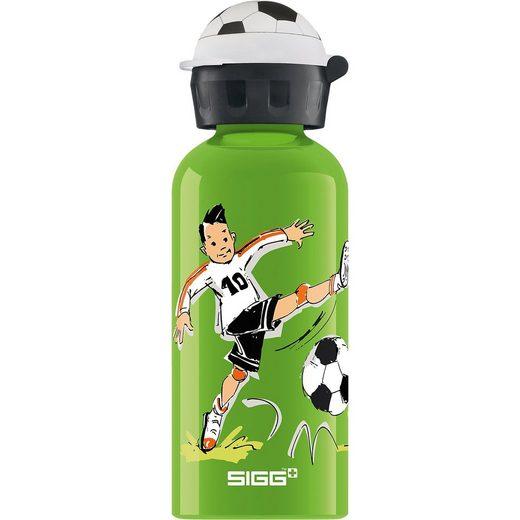 Sigg Alu-Trinkflasche Footballcamp, 400 ml