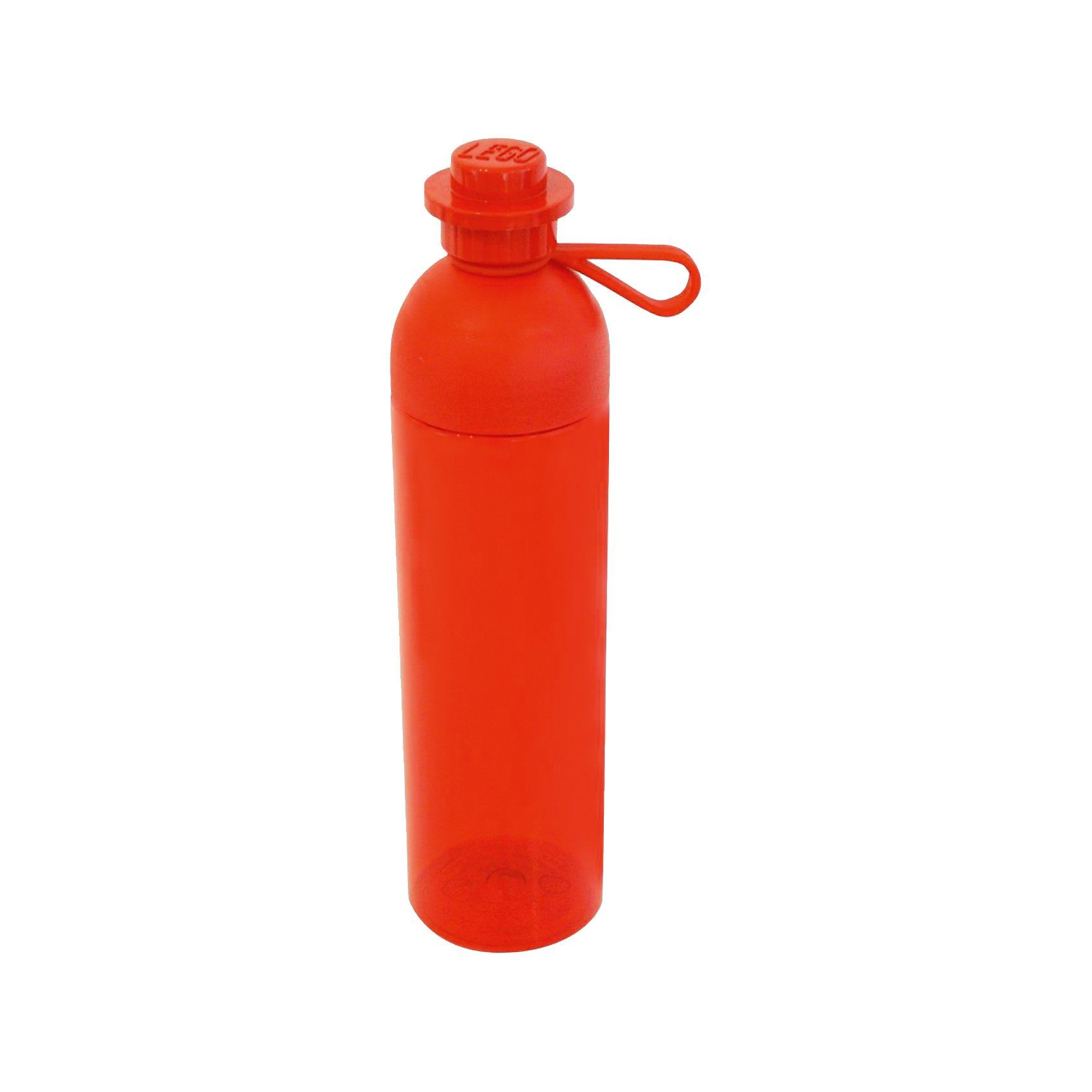 LEGO Trinkflasche rot, 740 ml
