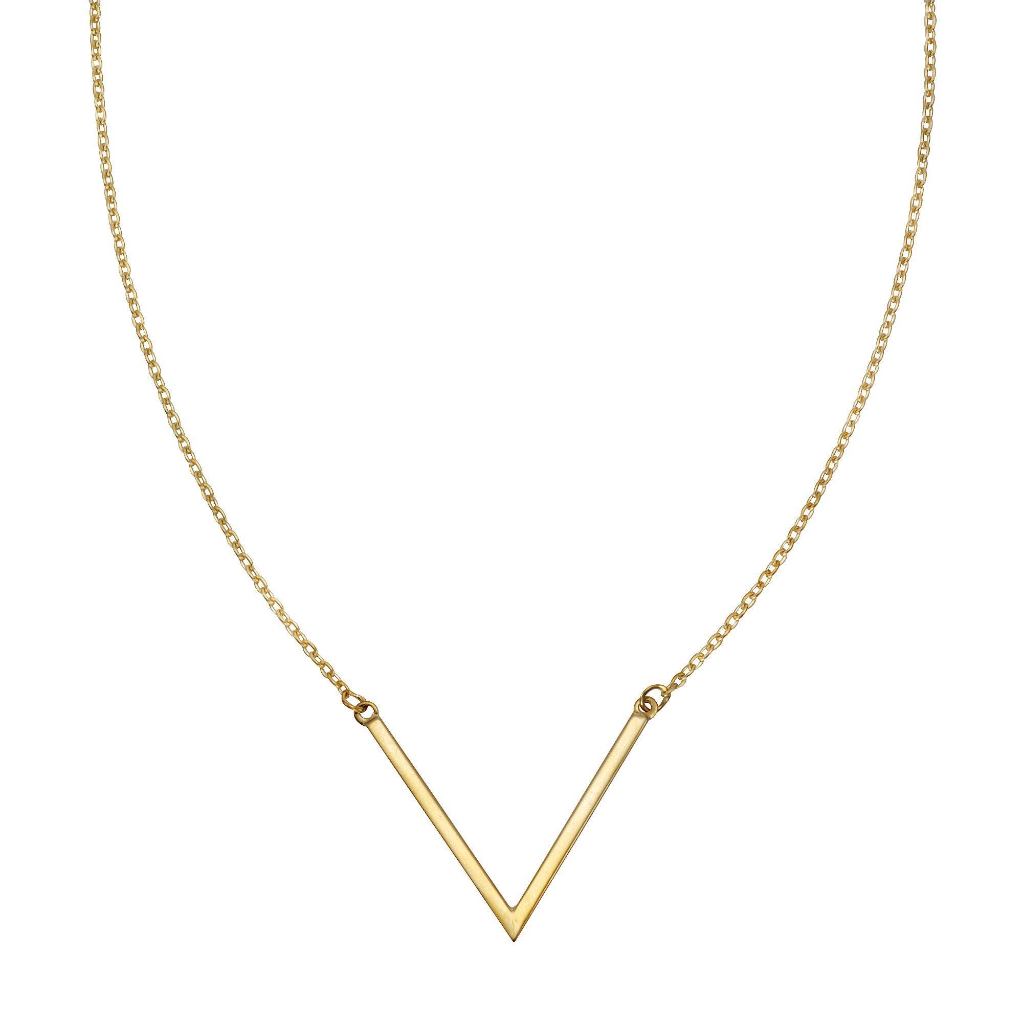 CELESTA Collier »375/- Gelbgold«