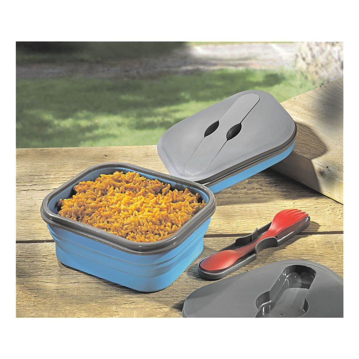 Lunchbox, faltbar »Liam«