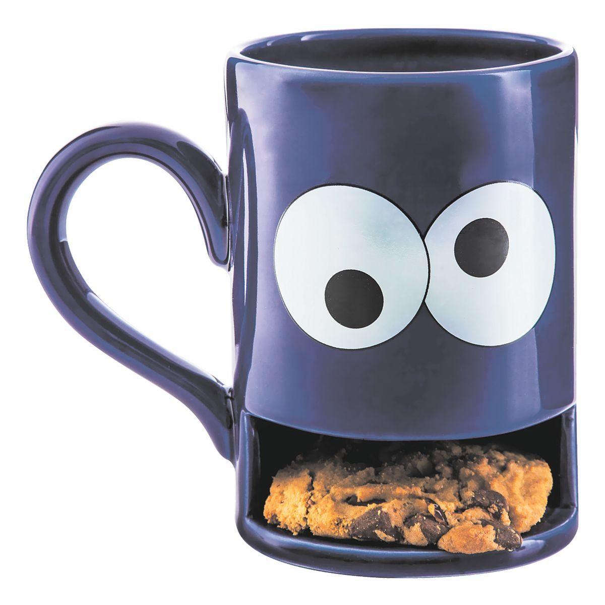 Kaffeebecher »Keks-Monster«