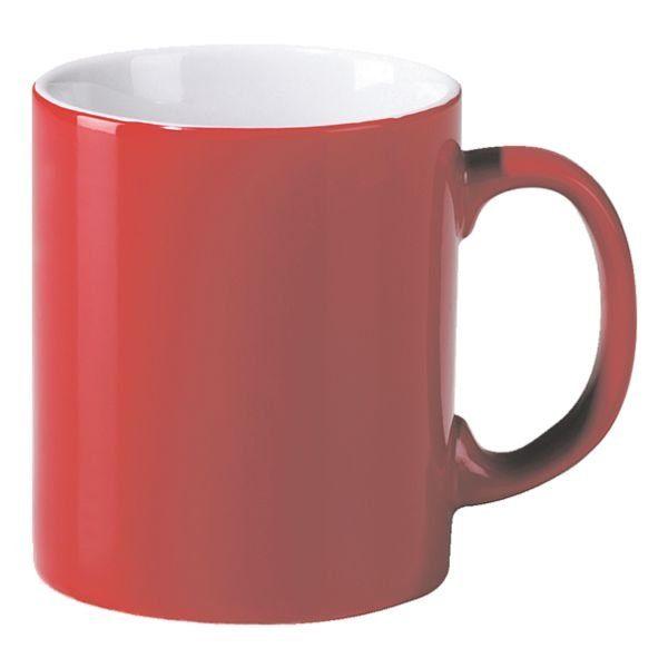 rastal Kaffeebecher einfarbig 4er-Set