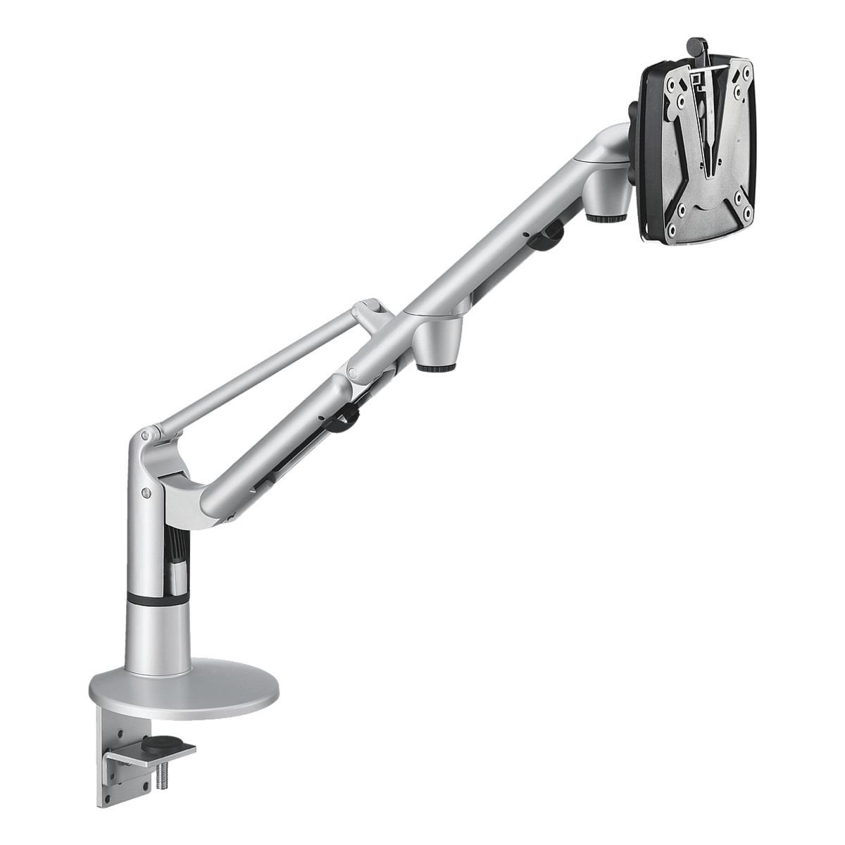 NOVUS 2-teiliger Monitortragarm (930+2159), mit Tischbefestigungen,... »NOVUS LiftTEC-Arm II«