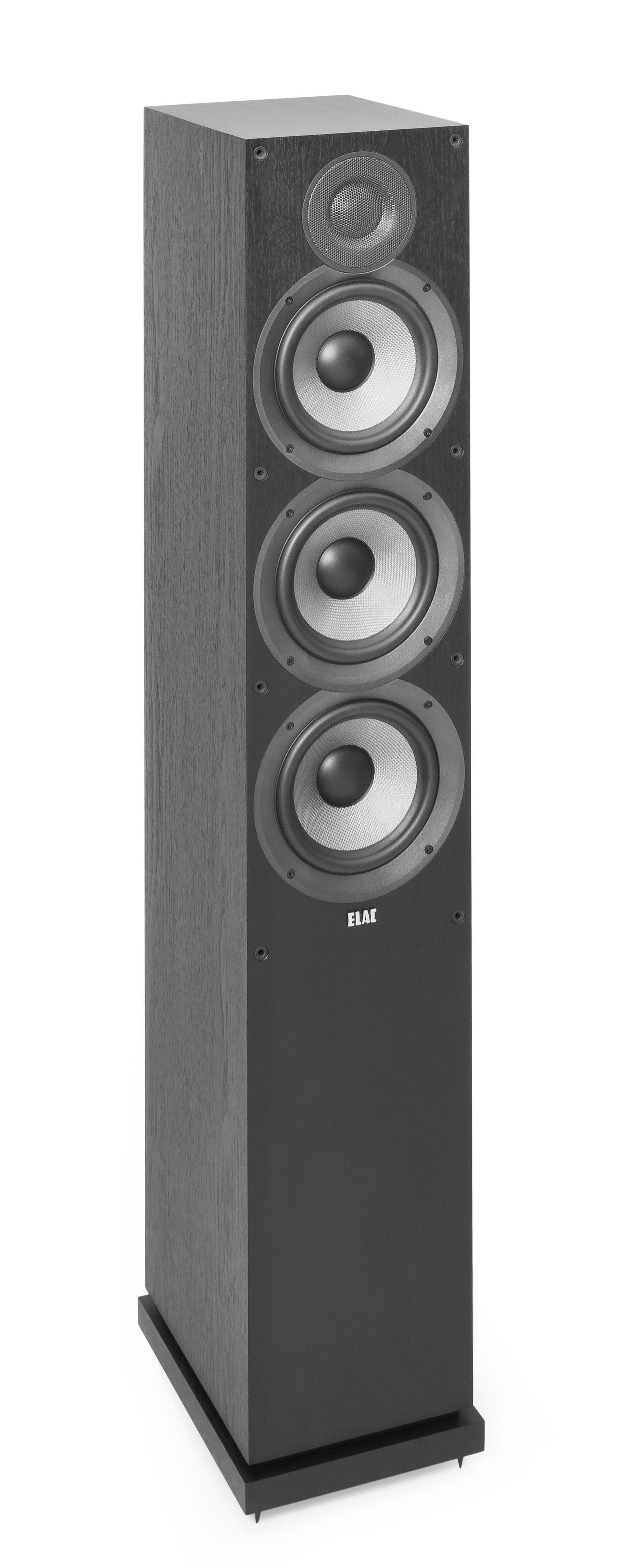 ELAC 3-Wege Bassreflexsystem Stand-Lautsprecher »DEBUT F6.2«
