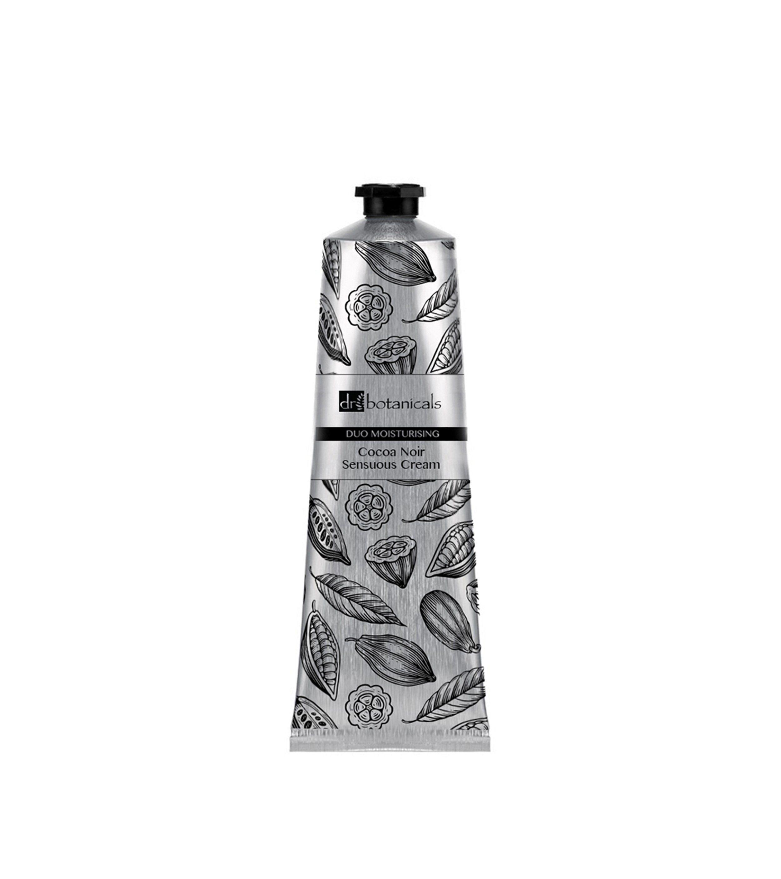 Dr Botanicals Feuchtigkeitscreme mit Kakao-Duft, 50 ml »Cocoa Noir Sensuous Cream«