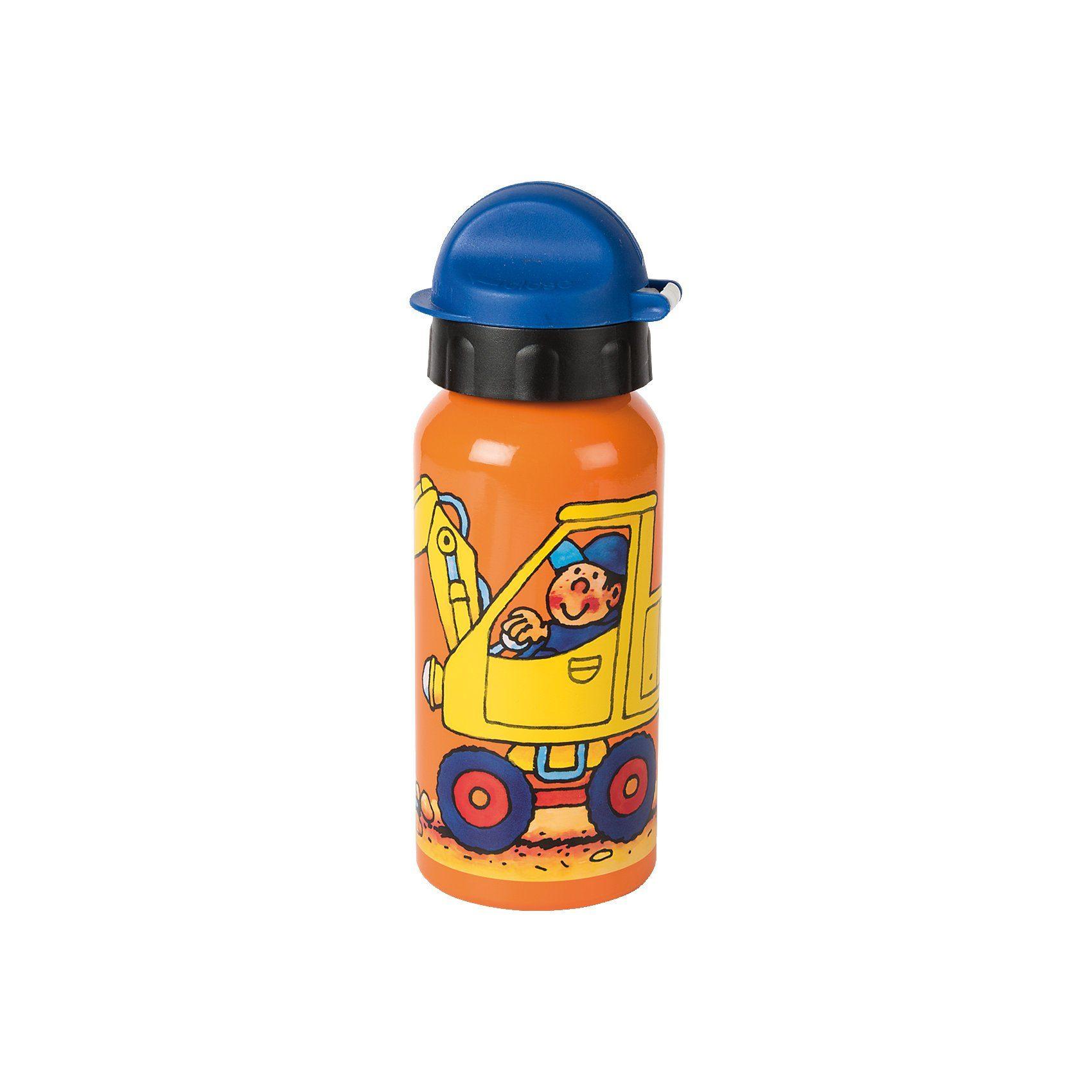 Lutz Mauder Verlag Trinkflasche Bagger, 400 ml