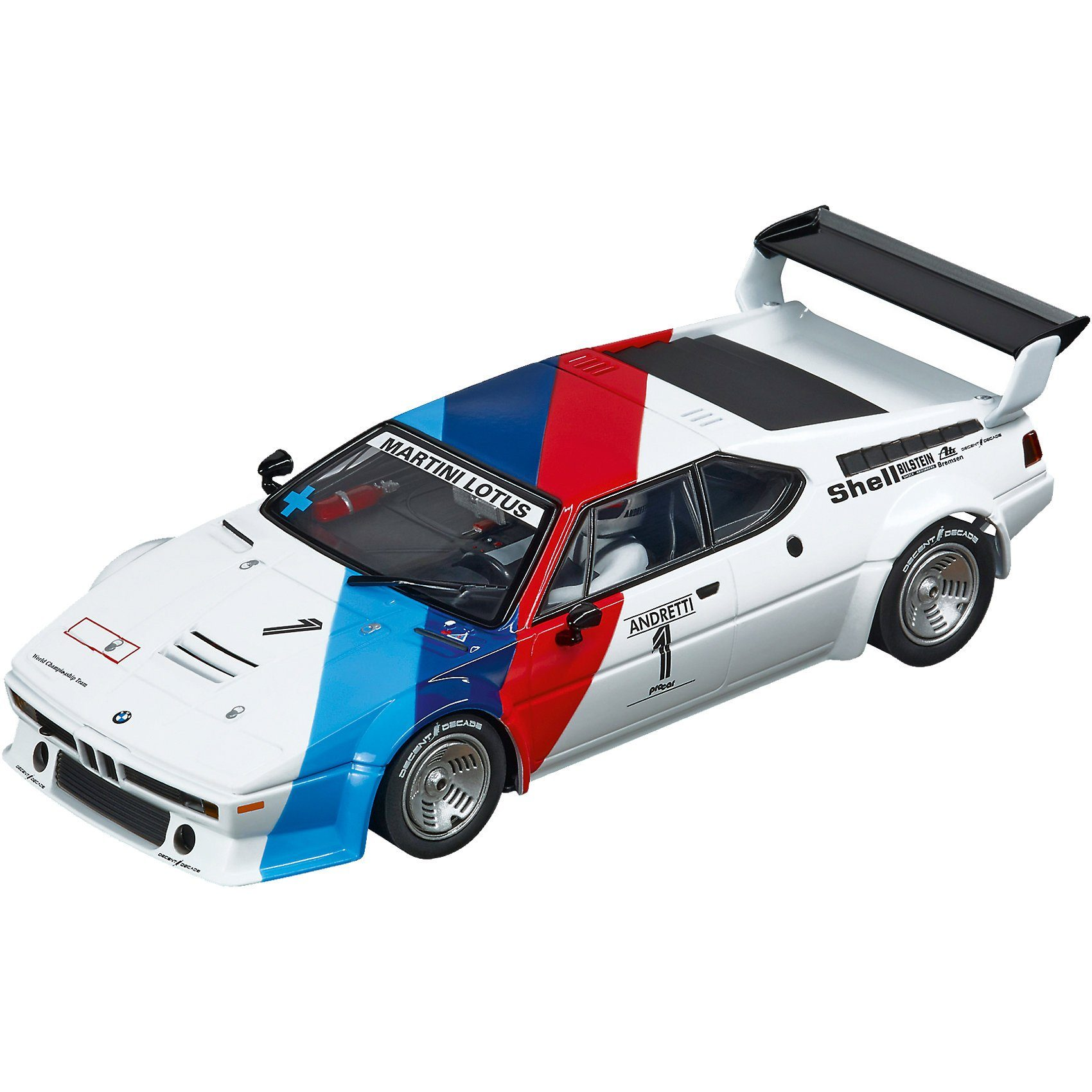 "Digital 132 30814 BMW M1 Procar ""Andretti, No.01"", 1979"
