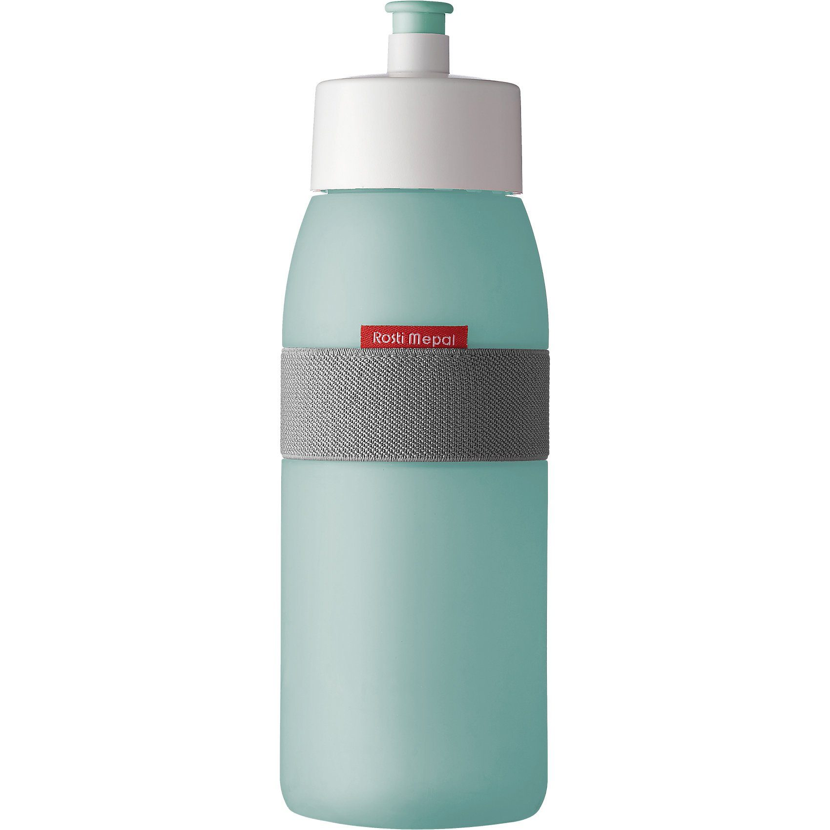 Rosti Mepal Sporttrinkflasche ellipse nordic green, 500 ml