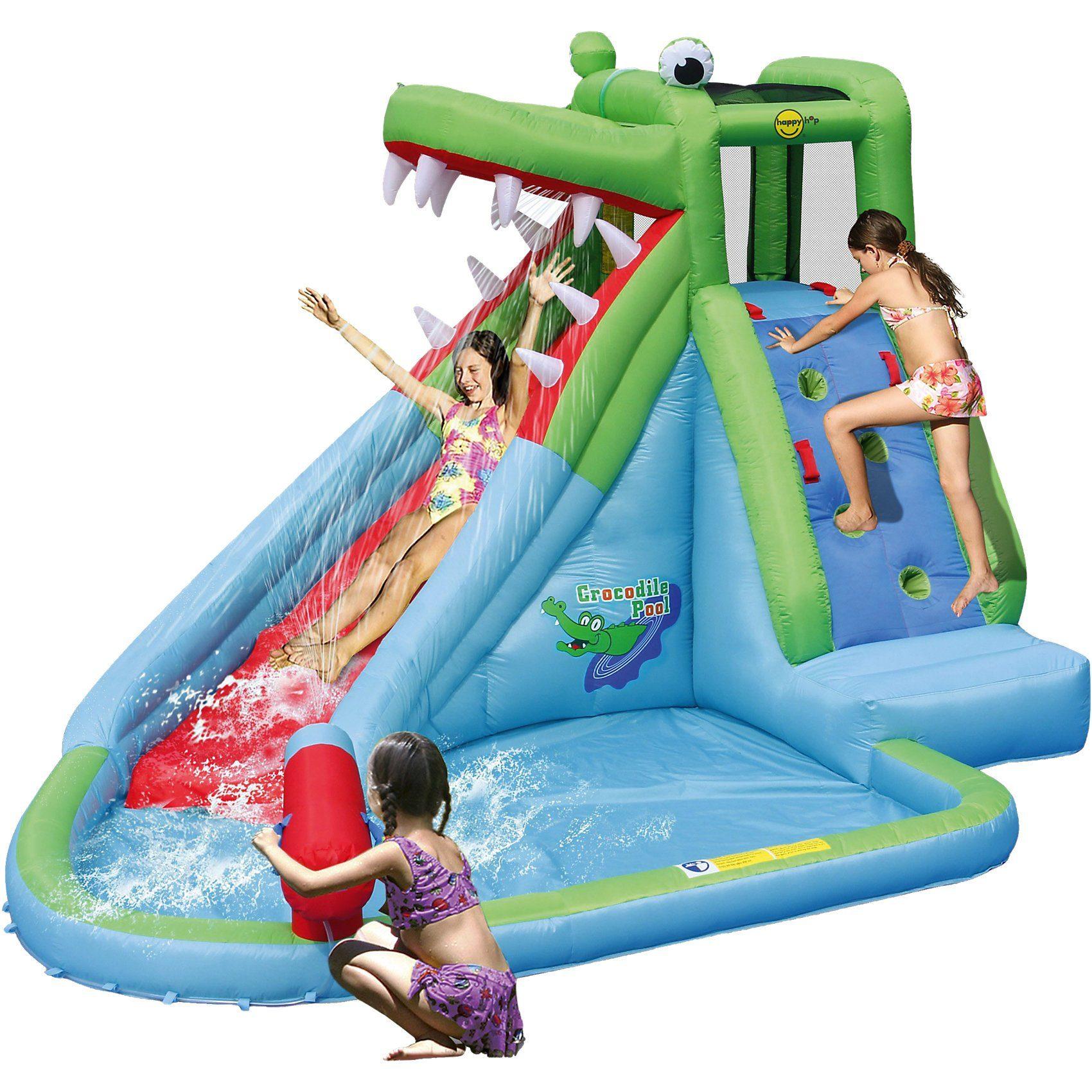 Happy Hop Hüpfburg The Crocodile Pool
