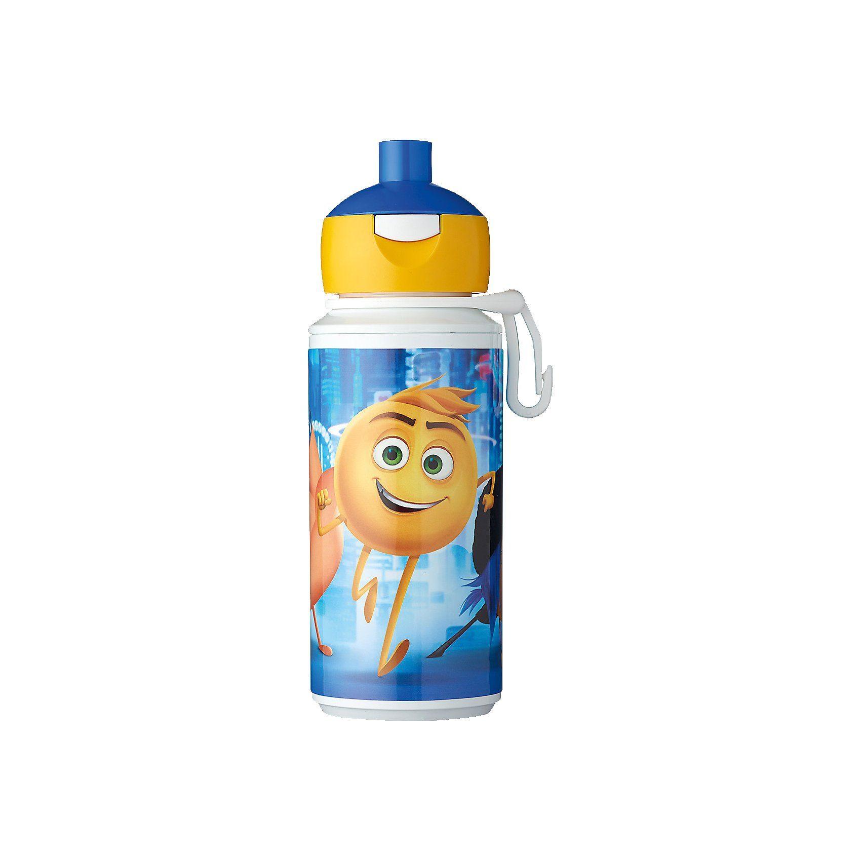Rosti Mepal Trinkflasche Campus pop-up Emoji, 275 ml