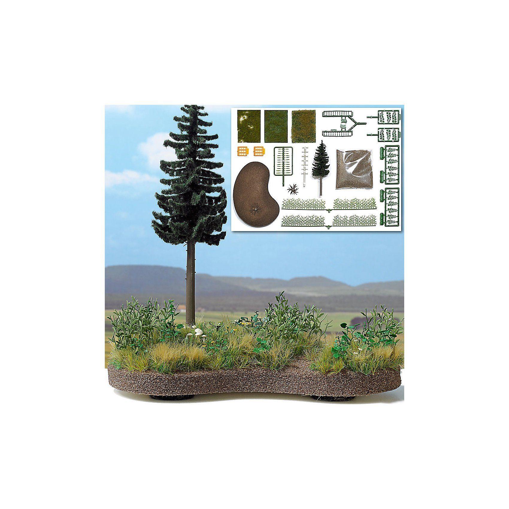 Busch Bodengestaltungs-Set H0