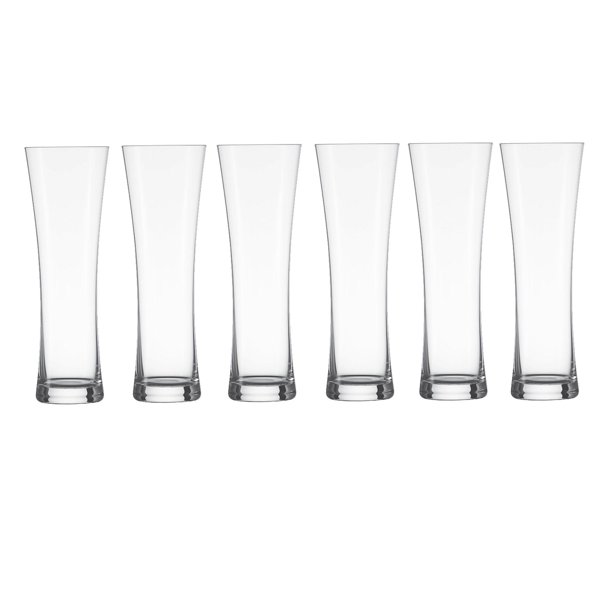 Weizenbierglas 6er-Set »Beer Basic«