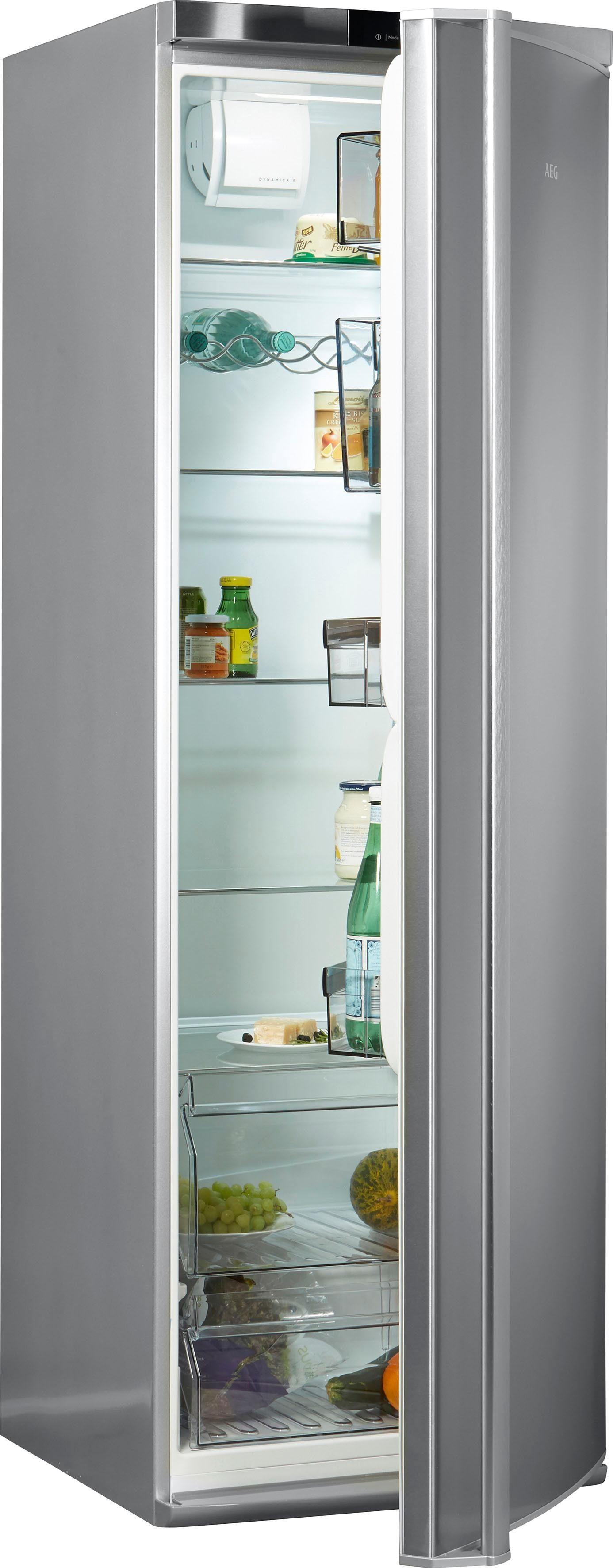 AEG Kühlschrank RKB64024DX, 185 cm hoch, 59,5 cm breit