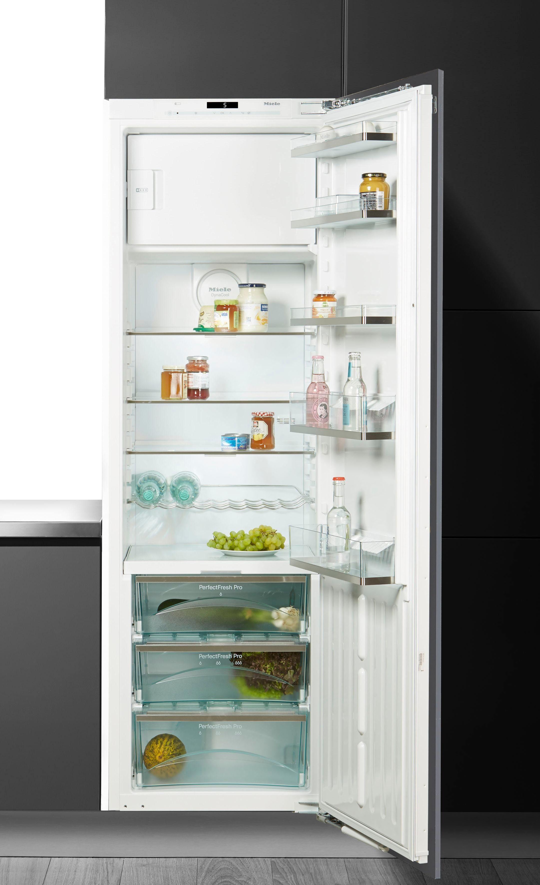 Miele Einbaukühlschrank K 37683 iD, 177 cm hoch, 55,9 cm breit