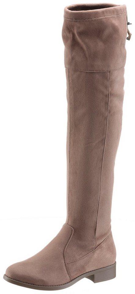 CITY WALK Overkneestiefel in klassischer Form   Schuhe > Stiefel > Overknees   Jeans   CITY WALK