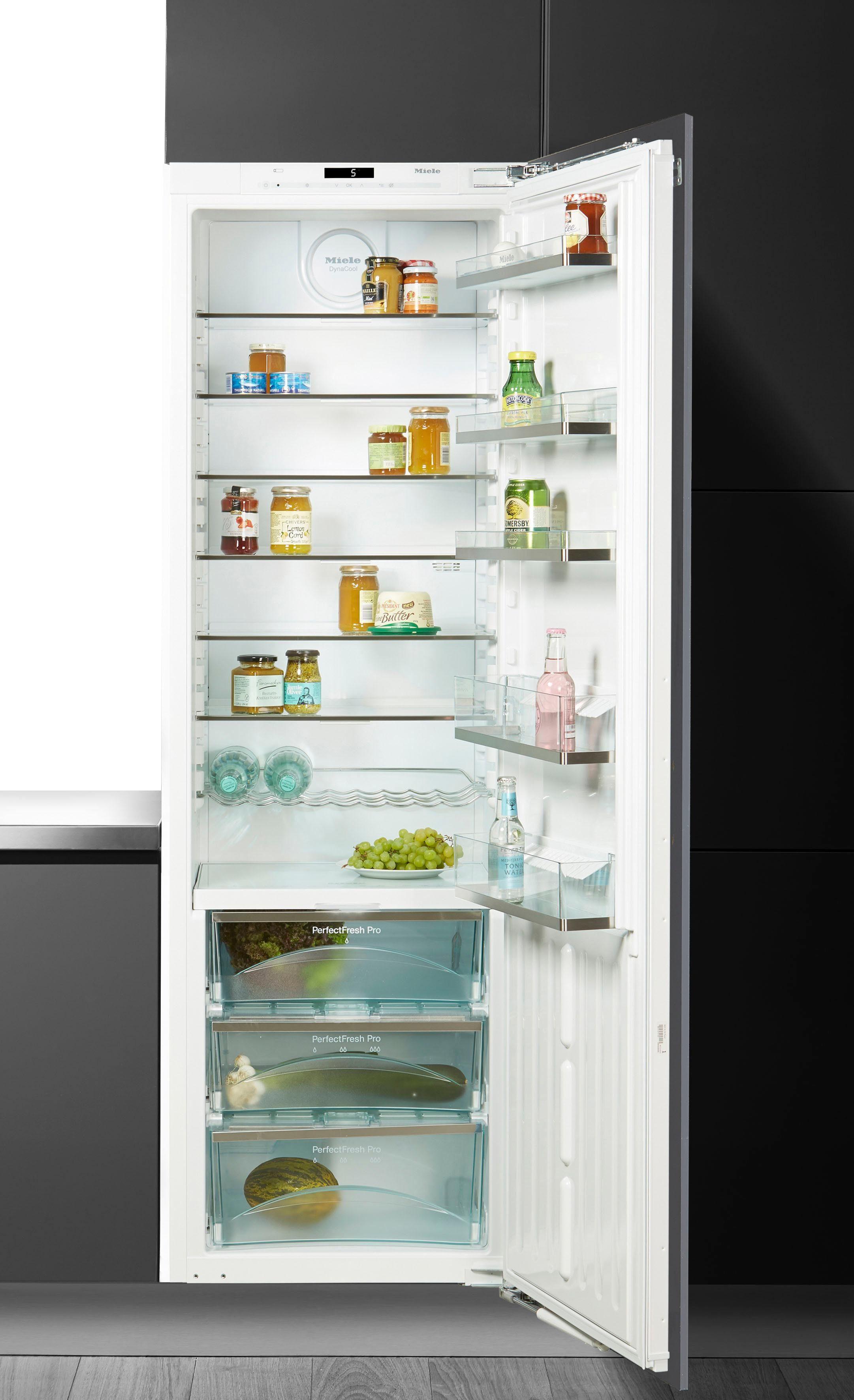 Miele Einbaukühlschrank K 37673 iD, 177 cm hoch, 55,9 cm breit
