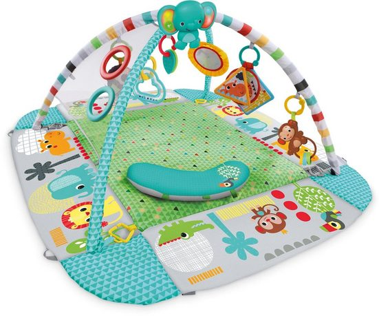 Bright Starts Baby Gym »5-in-1 Spielcenter«, mit Spieldecke