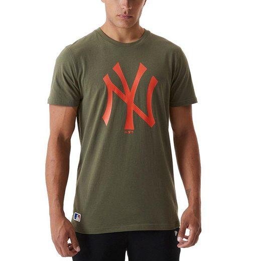 New Era Print-Shirt »MLB New York Yankees«