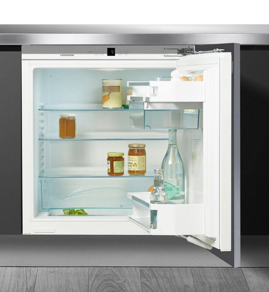 Liebherr Einbaukuhlschrank Premium Uikp 1550 20 82 Cm Hoch 60 Cm