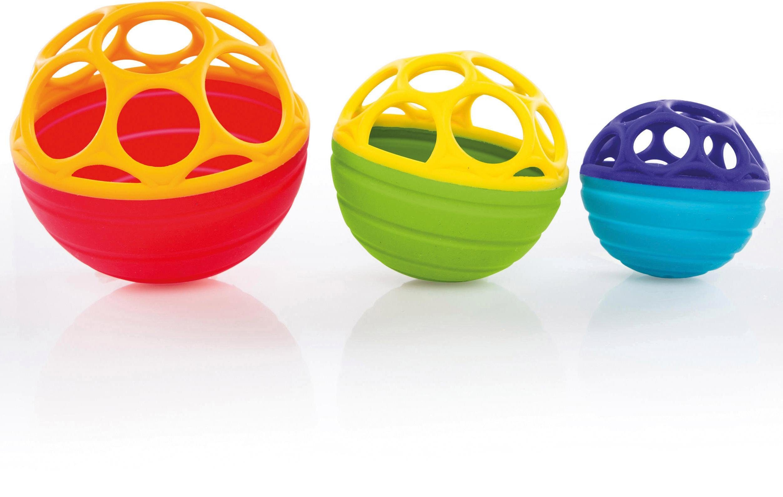 Oball Babyspielzeug, »Collapse & Strack Balls«