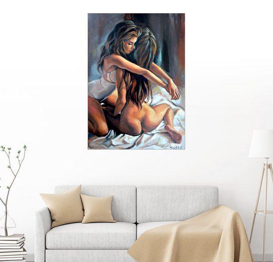 Posterlounge Wandbild - EllectraArt »Intim«