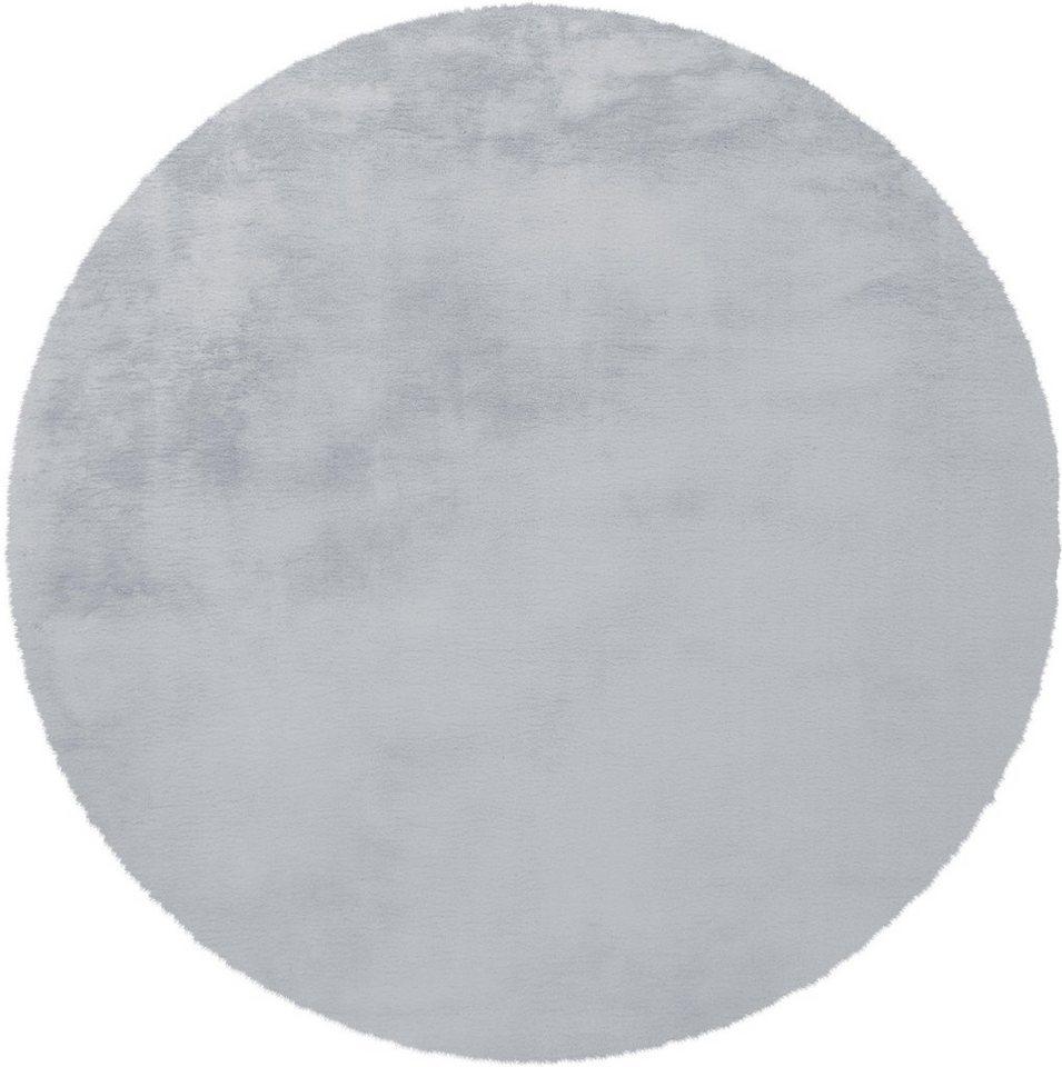 hochflor teppich rabbit 100 arte espina rund h he 45 mm besonders weich durch microfaser. Black Bedroom Furniture Sets. Home Design Ideas