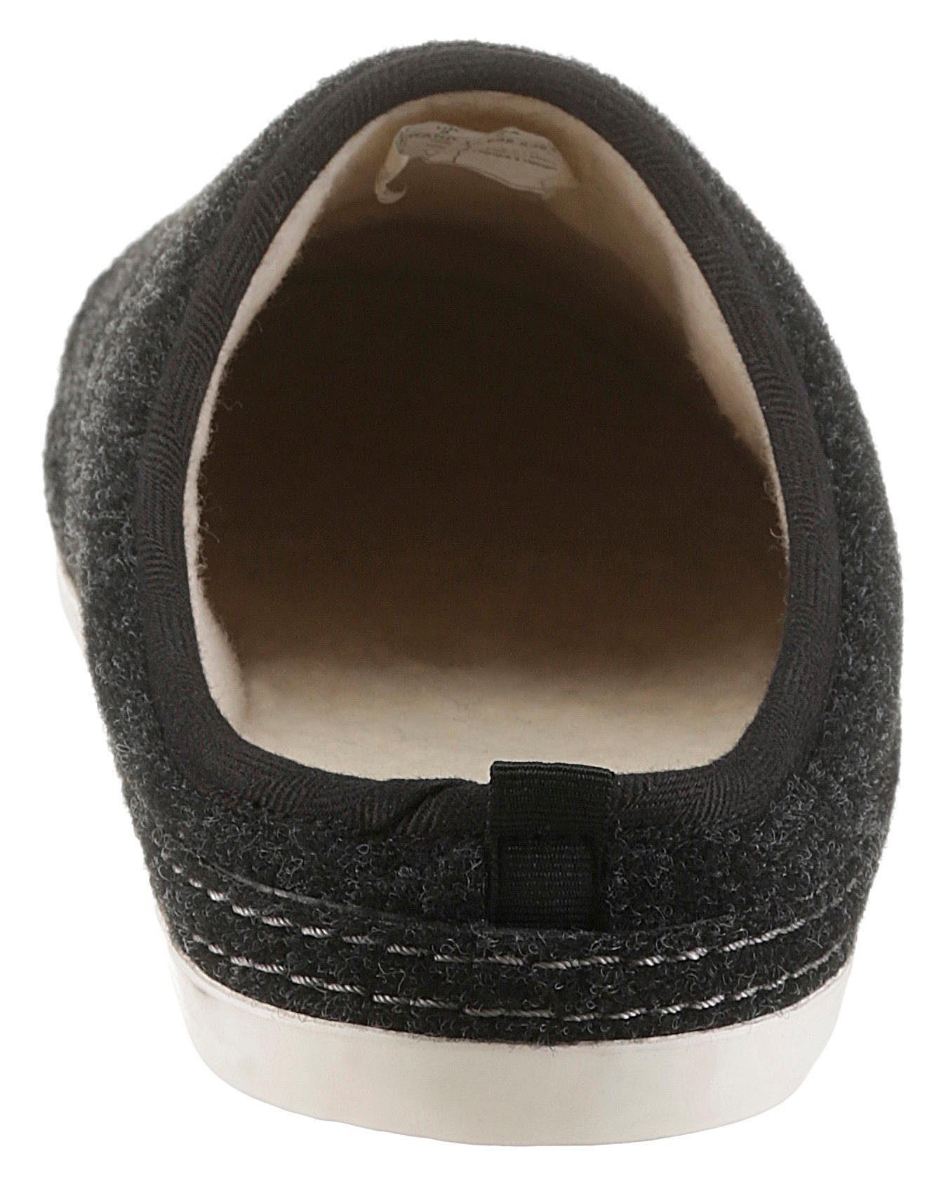 Gant Kaufen Online 6189512195 Hausschuh Frank Schwarz Artikel Footwear nr 176a1r