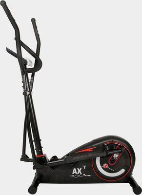 Christopeit Sport® Crosstrainer-Ergometer »AX 7 black edition«