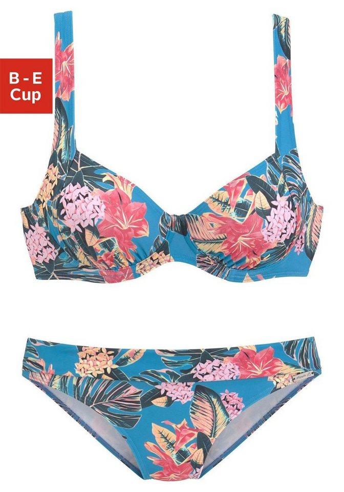 e9e6e0f0387f6e Olympia Bügel-Bikini mit floralem Print kaufen   OTTO