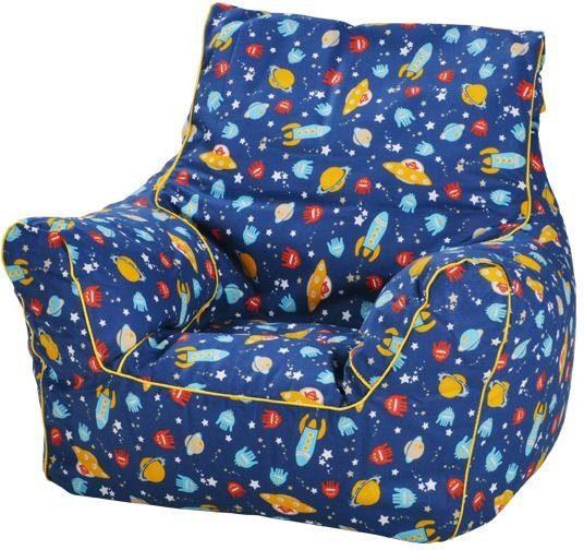 knorr toys Kindersitzsack, »Weltall«
