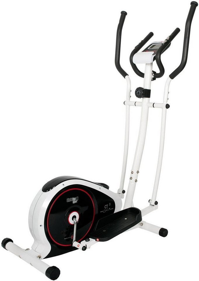 christopeit sport crosstrainer ct 3 computer mit. Black Bedroom Furniture Sets. Home Design Ideas