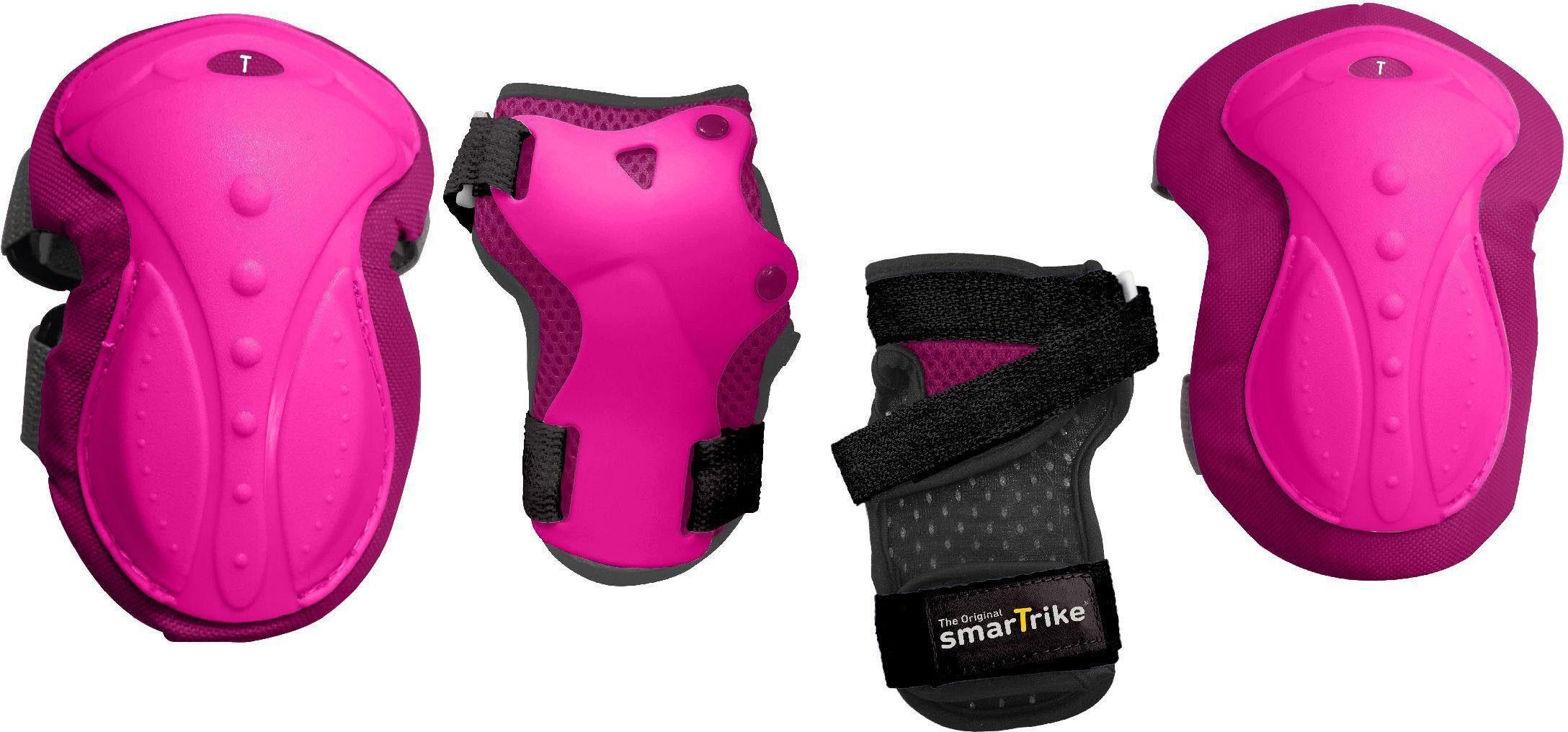 SmarTrike® Kinder-Protektoren-Set, »safeTogo™ Protection Set XS, pink«