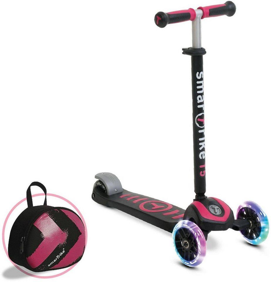 smartrike scooter t5 pink online kaufen otto. Black Bedroom Furniture Sets. Home Design Ideas