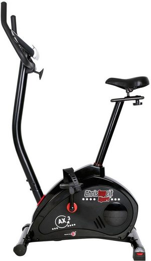 Christopeit Sport® Ergometer »AX 3 black edition«