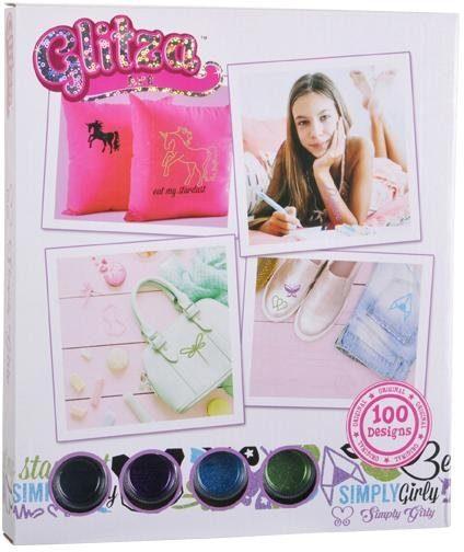 knorr toys Kreativset, »GLITZA Simply Girly«