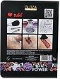 Knorrtoys® Kreativset »GLITZA FASHION Deluxe Set Rebel«, (Set), Für alle Oberflächen geeignet, Bild 4