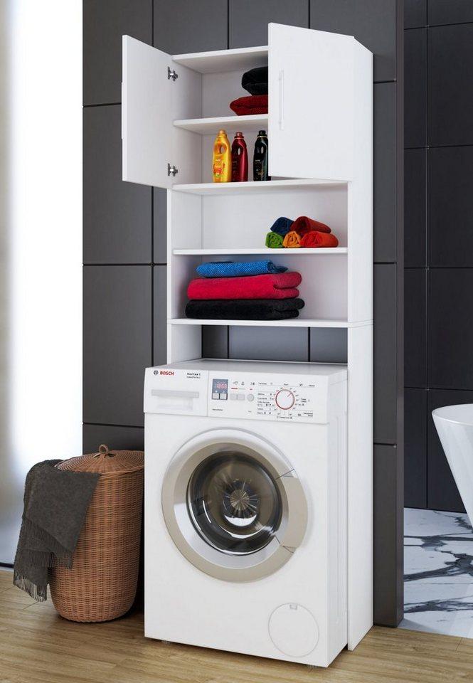 Vcm Waschmaschinen Uberbauschrank Jutas Kaufen Otto