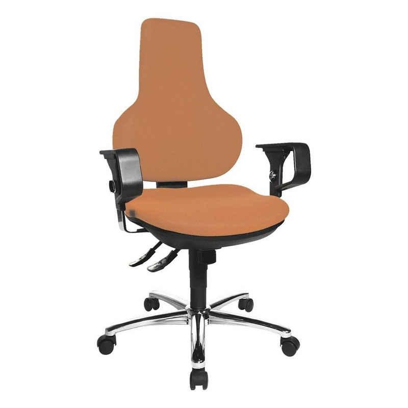 TOPSTAR Schreibtischstuhl »Ergo Point SY Deluxe«, mit Spezial-Bandscheibensitz